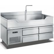 水吧(ba)台制冷櫃(gui)