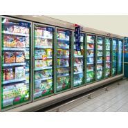 冷藏冷凍展示櫃(gui)價格(ge) 立式冷藏櫃(gui) 立式冷凍展示櫃(gui)
