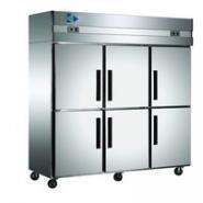 经济款六门冷冻柜