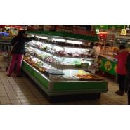 水果风幕柜 超市风幕柜 环岛展示柜 环岛风幕柜