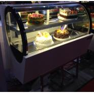 蛋糕展示柜 桌上型蛋糕柜 圆弧型蛋糕柜