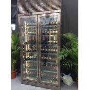 高端红酒储藏柜 红酒展示柜 红酒保鲜柜