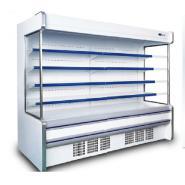 敞开式风幕柜 2.5米 【价格】 立式连体机组 节能省电 冷气均匀稳定