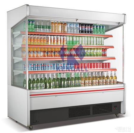 便利店/超市饮料冷藏柜 饮料冷藏展示柜价格 饮料柜尺寸