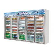 饮料冷藏柜 超市饮料柜 立式饮料冷藏柜