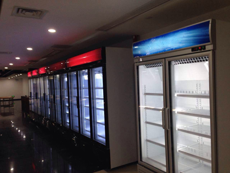 不锈钢冷藏柜